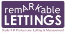 Remarkable Lettings, Derby branch logo