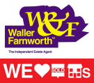 Waller & Farnworth, Birmingham Lettings branch logo