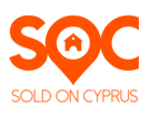 Sold on Cyprus , Protaras, Famagusta logo