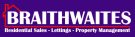 Braithwaites Estate Agents, Oldbury branch logo