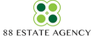 88 Estate Agency Ltd, London branch logo