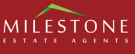 Milestone Estate Agents, London branch logo