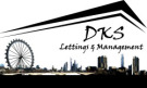 DK Services Property Management & Lettings, London branch logo