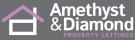 Amethyst & Diamond Property Lettings, Bathgate branch logo