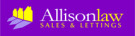 Allison Law Sales & Lettings, Tuebrook branch logo