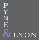 Pyne & Lyon, Exeter logo