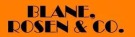 Blane Rosen & Co, London  branch logo