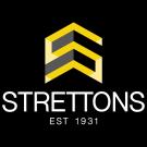 Strettons, Harlow branch logo