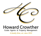 Howard Crowther Estate Agents & Property Management, Buxton branch logo