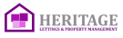 Heritage Lettings and property management, Heritage Lettings and property management branch logo