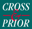 Cross & Prior, Colliers Wood branch logo