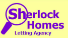 Sherlock Homes Letting Agents, Newcastle Under Lyme branch logo