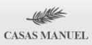 Casas Manuel Mediterraneo,, Alicante logo