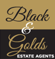 Black & Golds Estate Agents, Solihull branch logo