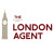 The London Agent, London logo