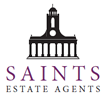 Saints Estate Agents, Northampton logo