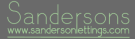Sandersons, Bexhill On Sea branch logo