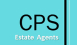 CPS Estate Agents, Leigh, logo