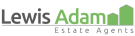 Lewis Adam Estate Agents, Allestree logo