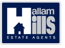 Hallam Hills ltd, Sheffield logo