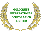 Goldcrest International, Bath logo
