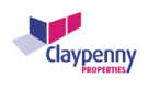 Claypenny Properties, Sheffield logo