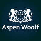 Aspen Woolf, Angel branch logo