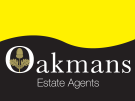 Oakmans Estate Agents, Birmingham logo