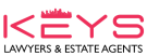 Keys Lawyers & Estate Agents, Glasgow branch logo
