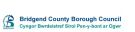 Bridgend County Borough Council, Bridgend branch logo