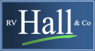 R V Hall & Co, Leigh On Sea branch logo