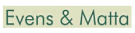 Evens & Matta, Tonbridge branch logo