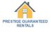 Prestige Guaranteed Rentals, Prestige Guaranteed Rentals logo