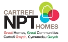 NPT Homes Limited, Ty Gwyn branch logo