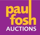 Paul Fosh Auctions, Newport  logo