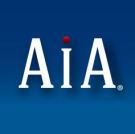 AIA, Glasgow branch logo