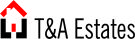 T & A Estates, East Finchley branch logo