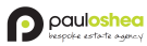 Paul OShea Homes, Croydon logo