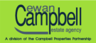 ewan campbell estate agents, Stirling branch logo