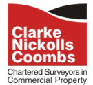 Clarke Nickolls and Coombs Ltd, Ashford branch logo