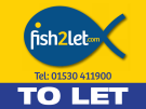 Fish2let.com, Ashby-De-La-Zouch logo