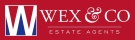 Wex & Co Estate Agents, Wembley logo
