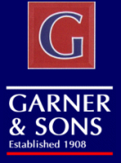 Garner & Sons, Stockport branch logo