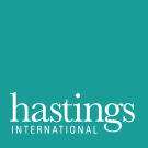 Hastings International, London Bridge branch logo