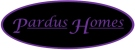 Pardus Homes, Wisbech branch logo