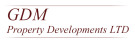 GDM Property Developments Ltd, County Durham branch logo