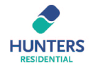Hunters Residential, Edinburgh branch logo