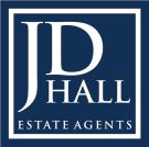 JD Hall Estate Agents, Middlesex logo