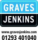 Graves Jenkins, Crawley branch logo