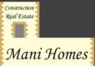 Mani Homes, Stoupa Messinias logo